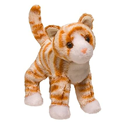 Amazon Com Hally Orange Striped Cat Toys Games