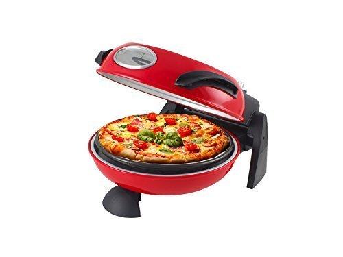 Horno para pizza, pan, pasta, tartas, Beper 1500 W de piedra ...
