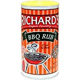 Richard's Cajun Country BBQ Rub - 16 Ounces