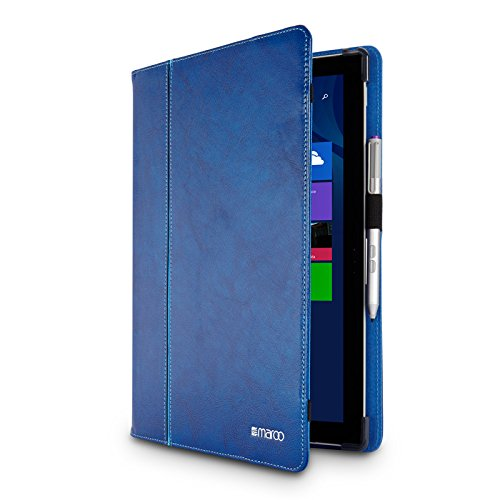 17 opinioni per Maroo MR-MS3304- tablet cases (Folio, Blue, Leather, Microfibre, Microsoft,