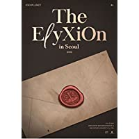 SM Entertainment EXO PLANET #4 The ElyXiOn in Seoul DVD 2Discs+Photocard+36Postcards+Folded Poster