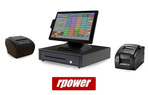 Restaurant Point Of Sale System Includes Touchscreen Pc