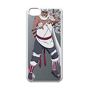 Killer Bee Naruto Shippuden Anime iPhone 5c Cell Phone Case White Customized Toy pxf005_9729127
