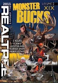 Realtree Outdoor Productions Monster Bucks XIX Volume 2 - Bow Hunting Tiffany