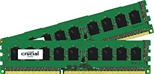 Crucial CT2K4G3ERSLS4160B 8GB (2x 4GB) Memory Kit by Crucial
