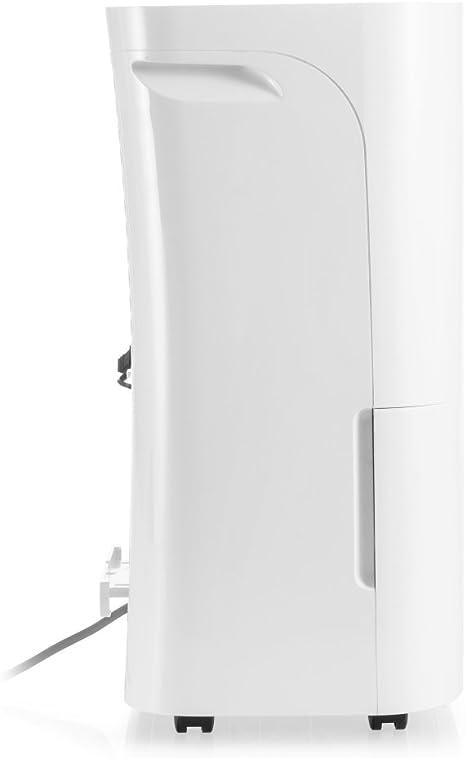 TROTEC Deshumidificador eléctrico TTK 66 E, 24L/24h, Pantalla LED ...