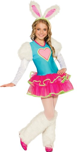 Honey Bunny Tutu Costume, Large