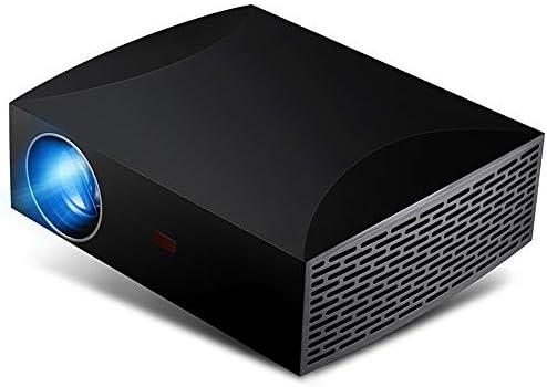 Lzz WiFi Projector 1080P HD Video Projector, 3200 lúmenes de hasta ...