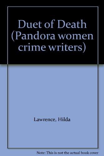 Duet of Death (Pandora women crime writers)