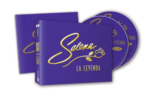 CD : Selena - La Leyenda (2 Disc)