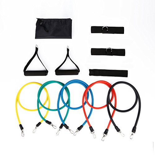 OUTAD Resistance Attachment Exercise Bands Ankle