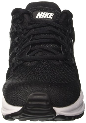 Nike Wmns Air Zoom Vomero 12, Zapatos Para Correr Para Mujer Multicolor (Black/white/anthracite)