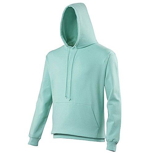 Sweat Menthe Glaciale Capuche Hommes Awdis Hoodie Hoods Burnt College Streetwear Orange xwzYp7qa