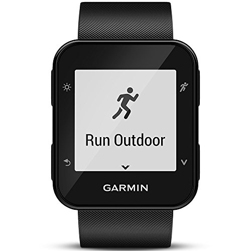 Garmin Forerunner 35 Watch, Black - International Version - US warranty by Garmin (Image #1)