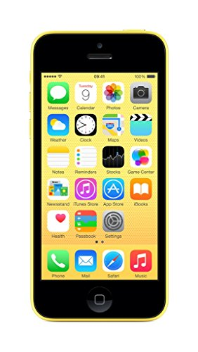 Apple iPhone 5C Unlocked Yellow