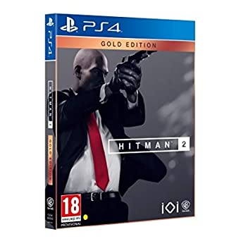 Amazon Com Hitman 2 Gold Edition Ps4 Video Games