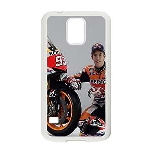 Custom Case Marc Marquez for Samsung Galaxy S5 Z5U3298229