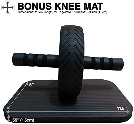 Ab Roller Wheel - Abs Workout Equipment - Ab Roller - Ab Wheel Roller for Core Workout - Exercise Equipment for Home Gym 5