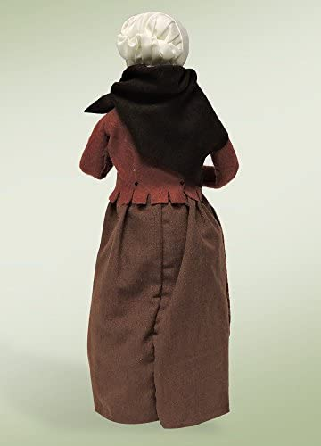 Byers Choice Pilgrim Woman 5011B from the Thanksgiving Collection