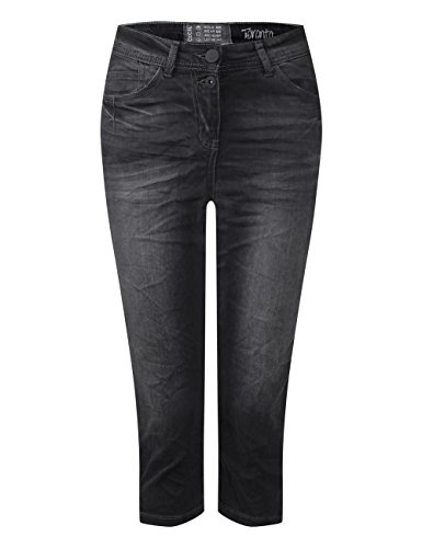 black Used Slim 10234 Wash Jeans Nero Cecil Donna vcXHaSIqa5