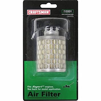 Amazoncom Craftsman Lawn Mower Air Filter 713331 Garden