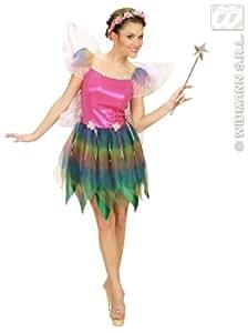 Arco Iris Hada Disfraz Mujer