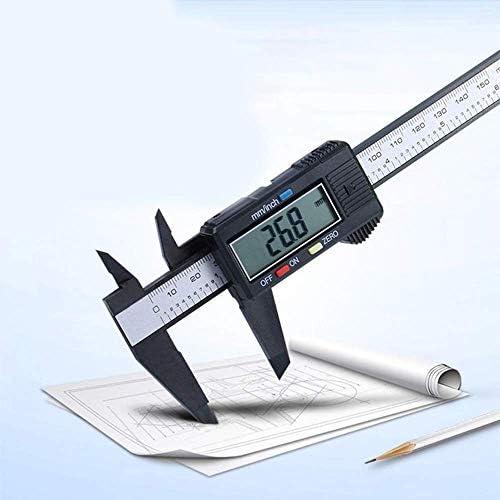GUONING-L tool Electronic Digital Caliper Digital Vernier Caliper 0-150mm (Size : 0-150mm) Digital Caliper