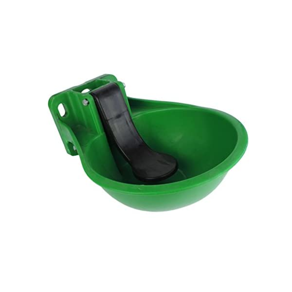 Automatic Water Trough Bowl for Cattle Horse Goat Sheep Plastic Animal AUTO FILL 3