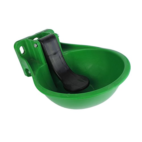 Lucky Farm Automatic Water Trough Bowl for Cattle Horse Goat Sheep Dog Plastic Animal AUTO Fill by Lucky Farm (Image #2)