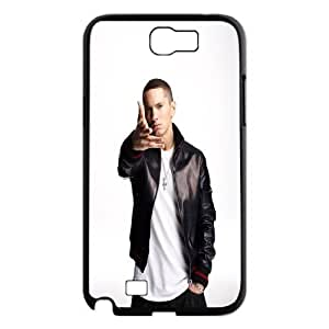 Custom High Quality WUCHAOGUI Phone case Eminem - Super Singer Protective Case For Samsung Galaxy Note 2 Case - Case-15