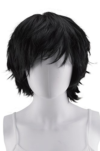 Epic Cosplay Apollo Black Short Wig 13 Inches