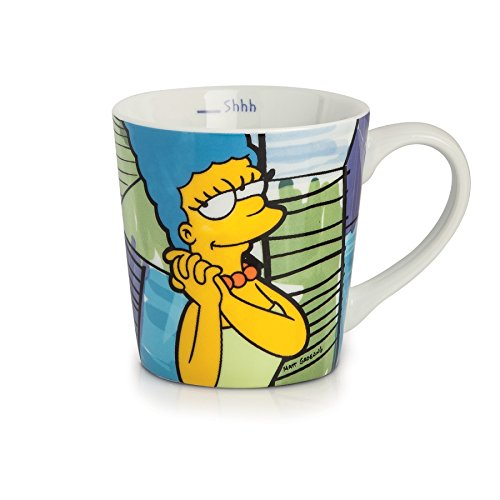 Taza de Marge Simpson Porcelana https://amzn.to/2IjB3in