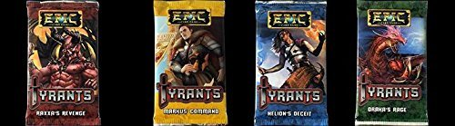 epic-card-game-tyrants-complete-set-of-all-four-mini-expansion-drakas-markus-raxxas-helions-by-white