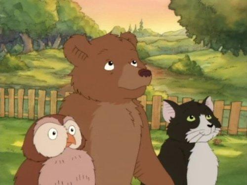 Cat's Short Cut/Little Bear's Bad Day/Captain Little Bear