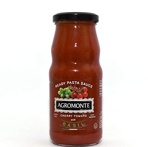 Agromonte Italian Pasta Sauce - Cherry Tomato with Basil (B07RD5GTHF) Amazon Price History, Amazon Price Tracker