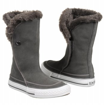 Converse CT Beverly Boot Hi Kids gray, Schuhgröße Teenager:37.5 EU ...