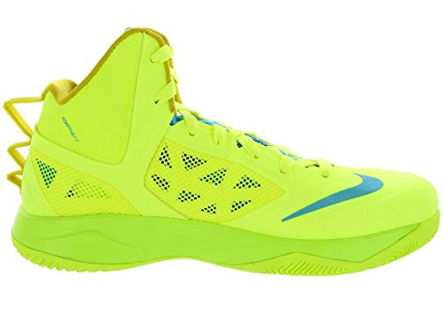 Citron Men Nike Basketball S Blue Volt Bright Vivid 615896 np4r8qwdx4