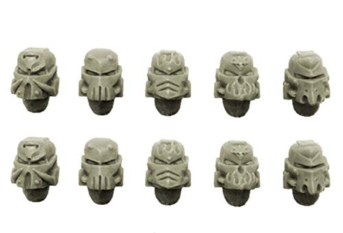 s Dragon Space Knights Helmets (Forge Pattern) ()