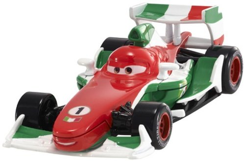 Disney Pixar Cars 2 Francesco Bernoulli #4