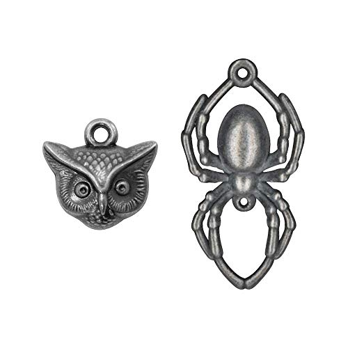 Tim Holtz Idea-Ology Halloween Adornments -