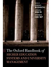 Oxford Handbook of Higher Education Systems and University Management