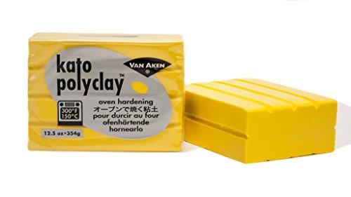 Kato Polyclay Yellow 12.5 Oz