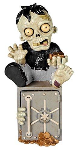 San Antonio Spurs Zombie Figurine Bank