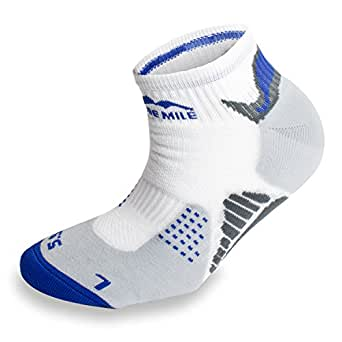 3 Pairs More Mile San Diego Sports Running Ankle Socks