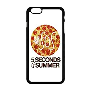 """AMAF ? Accessories Custom Design 5 Seconds of Summer 5sos Durable Protection Plastic Snap On Cover Case for iPhone 6 Plus (5.5"""") (5.5') [ 5 sos ] hjbrhga1544"""