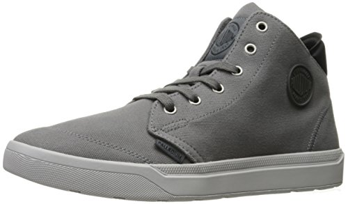 Desrue Grau Castlerock Black Sneaker Palladium Mid Herren Vapor qvAOwaw8