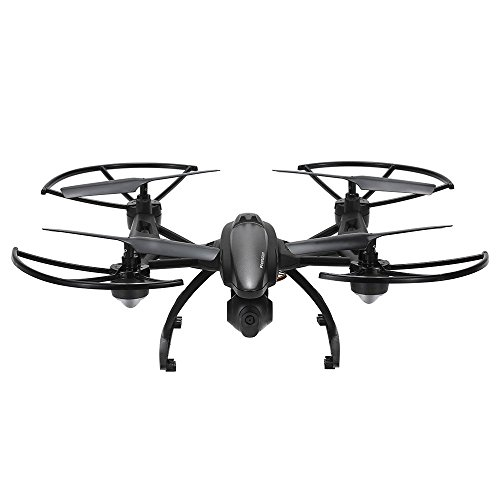 GoolRC 509G FPV Drone with Camera Live Video HD 2MP RC Quadcopter with FPV Monitor Screen on Remote , Altitude Hold & Headless Mode & One Key Return