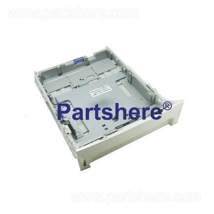 - HP RM1-1322-000CN OEM - 250-sheet input paper tray (tray 2) assembly - Includes th