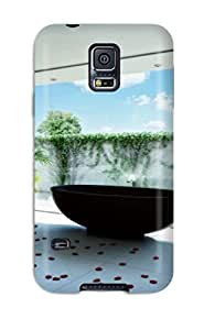 Hot Tpu Cover Case For Galaxy/ S5 Case Cover Skin - Relax Room