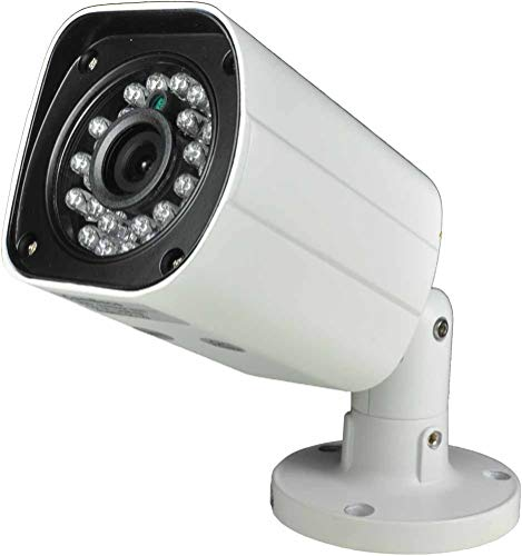 (960TVL Waterproof CCTV Camera IR 24 LEDs Color Night Vision Wide Angle Security System 3.6mm)